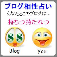 ブログ相性占い